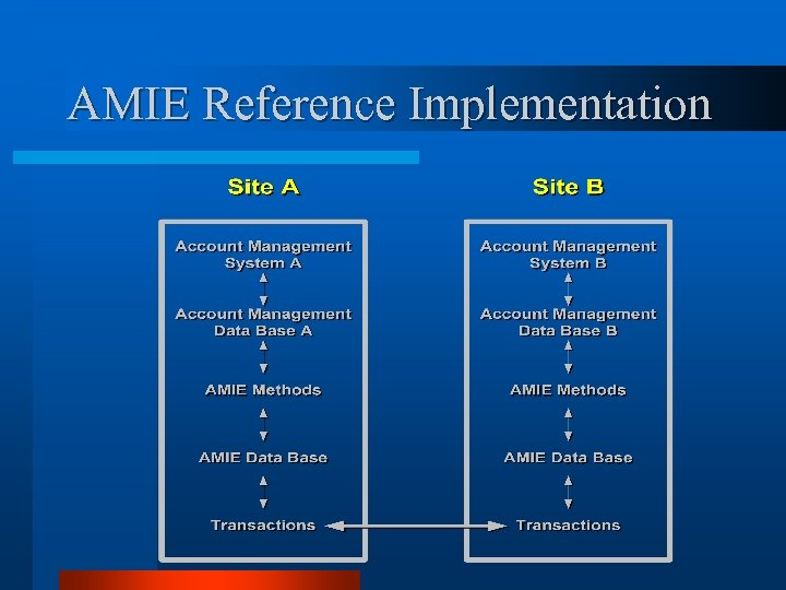 AMIE Reference Implementation