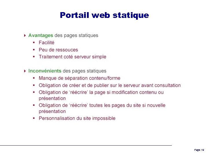 Portail web statique Page 19