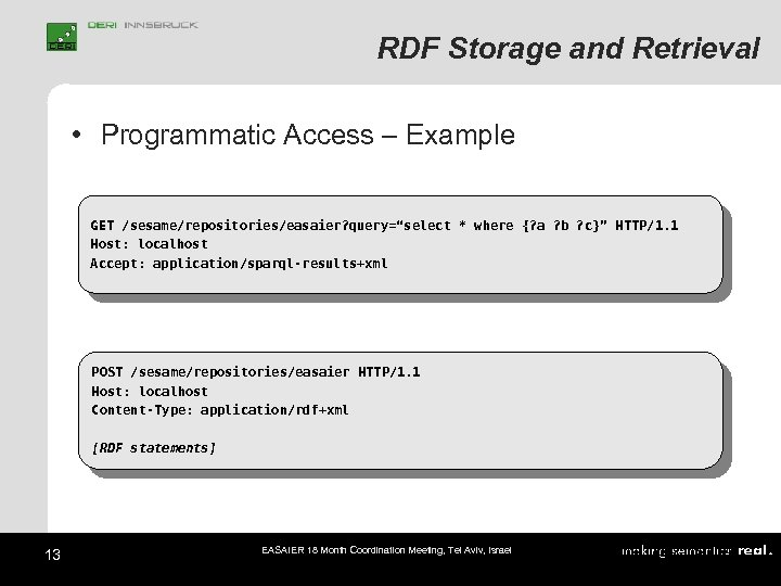 Komma: modeling with rdf and linked data youtube.