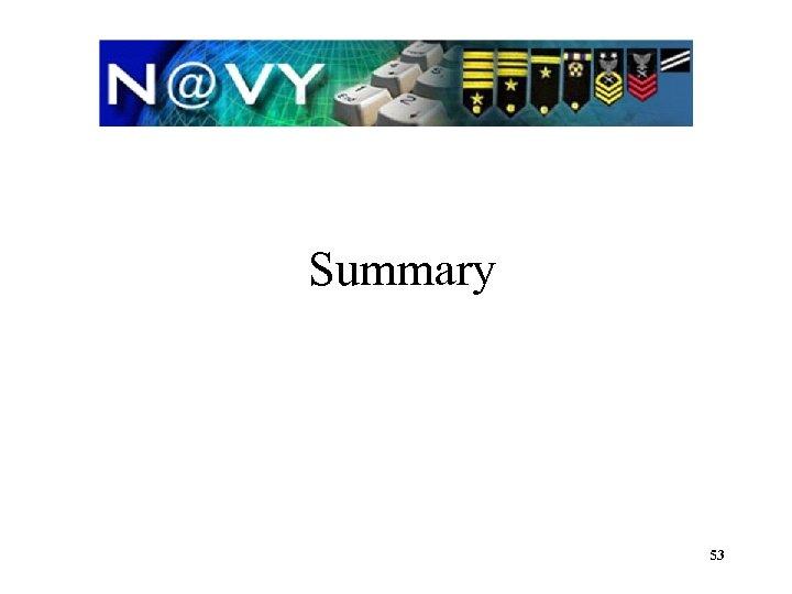 Summary 53