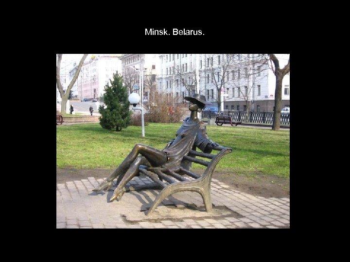 Minsk. Belarus.