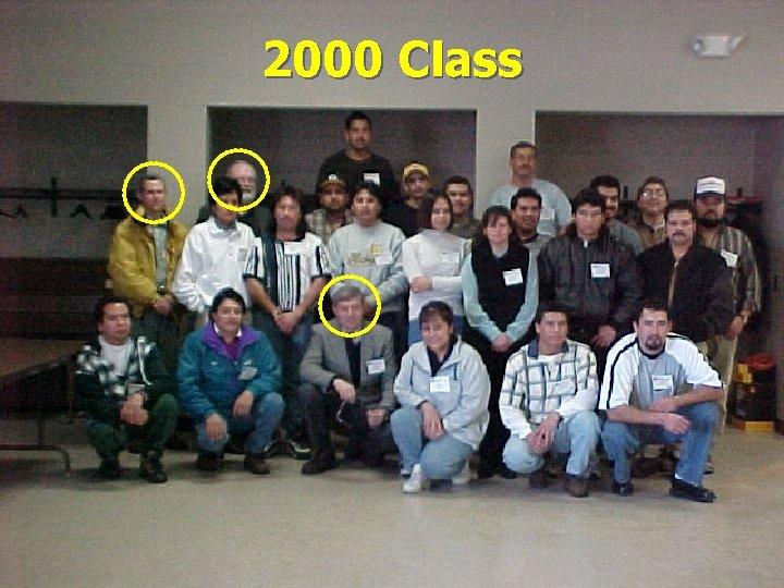 2000 Class