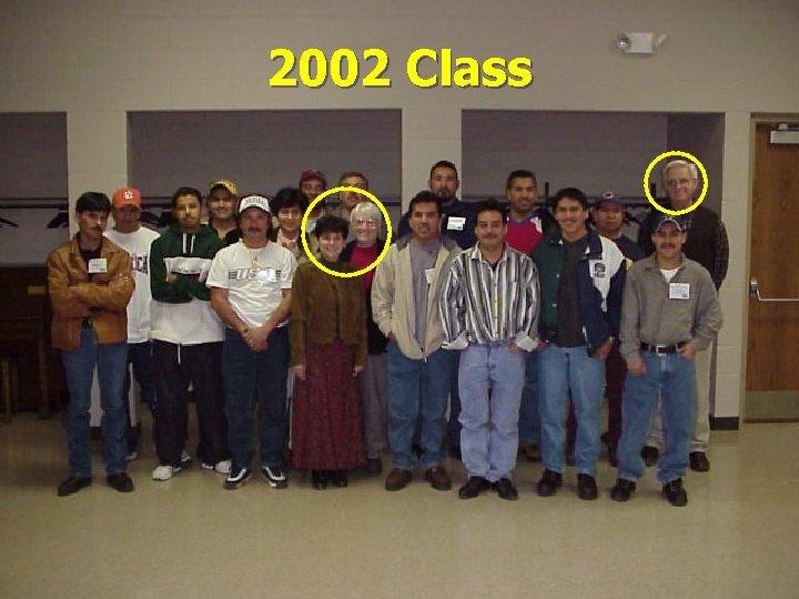 2002 Class