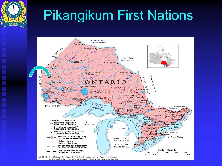 Pikangikum First Nations