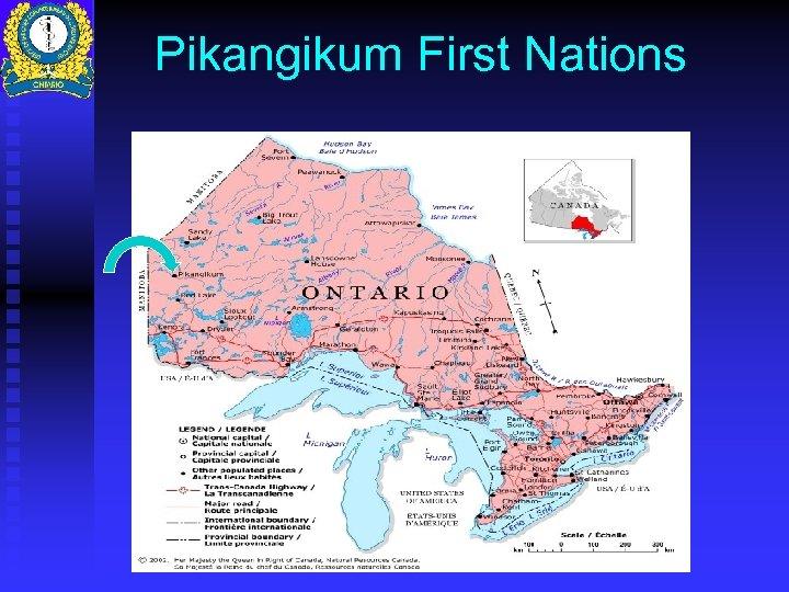 Pikangikum First Nations