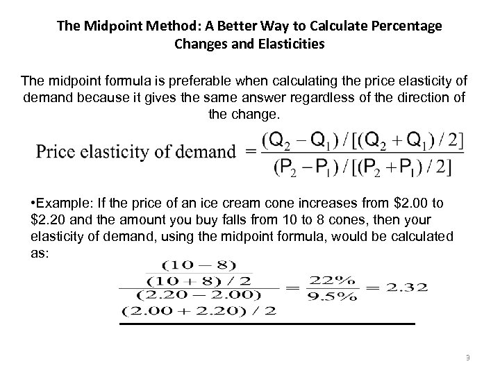 Chapter 4 Elasticities Of Demand Supply David Begg