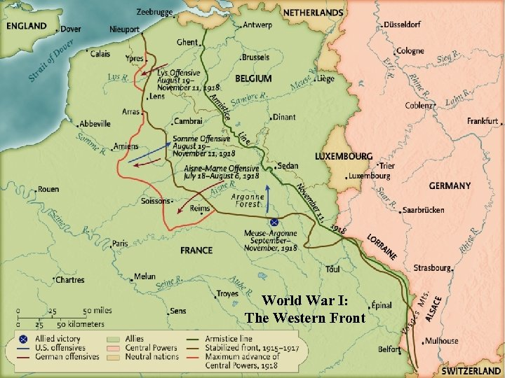 World War I: The Western Front