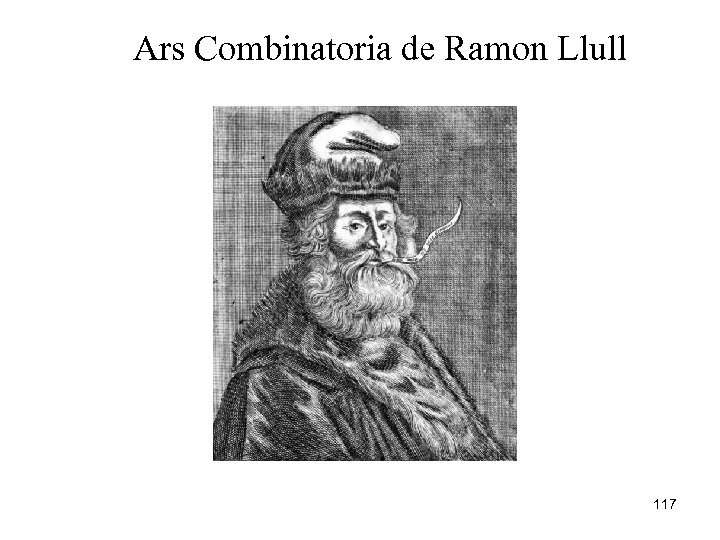 Ars Combinatoria de Ramon Llull 117