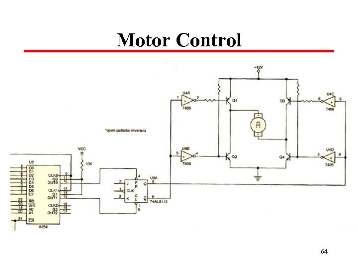 Motor Control 64