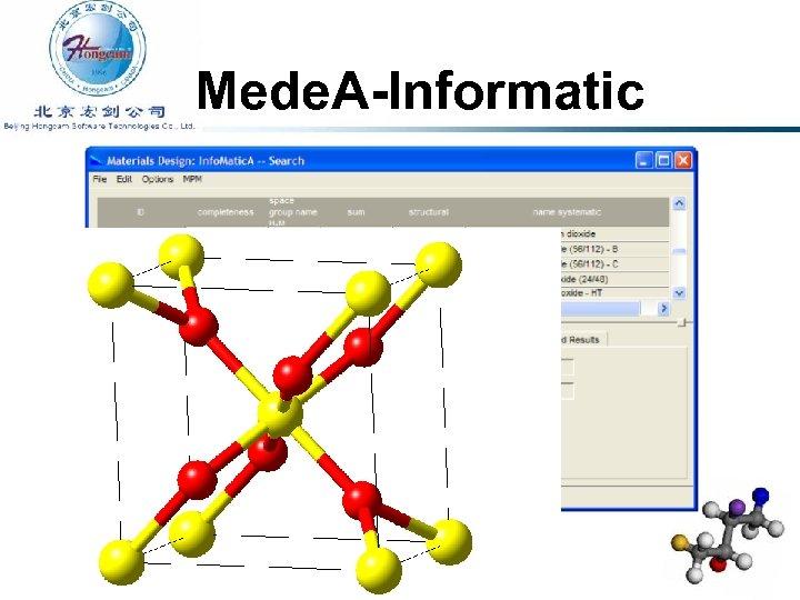 Mede. A-Informatic