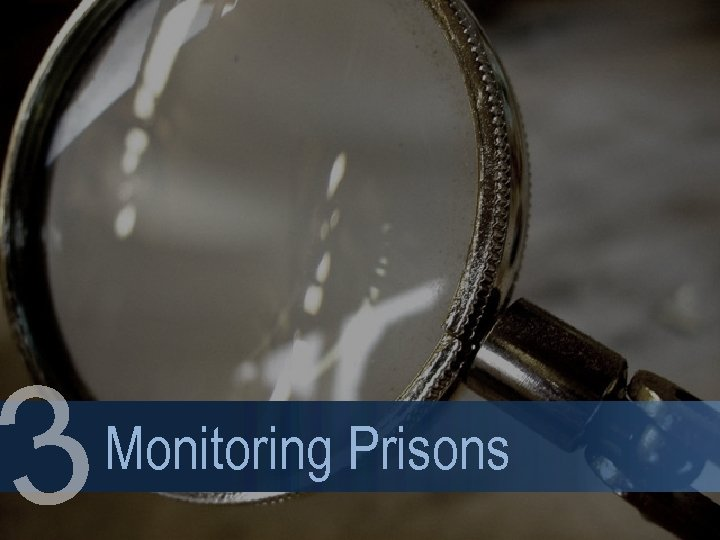 3 Monitoring Prisons