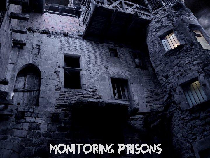 MONITORING PRISONS