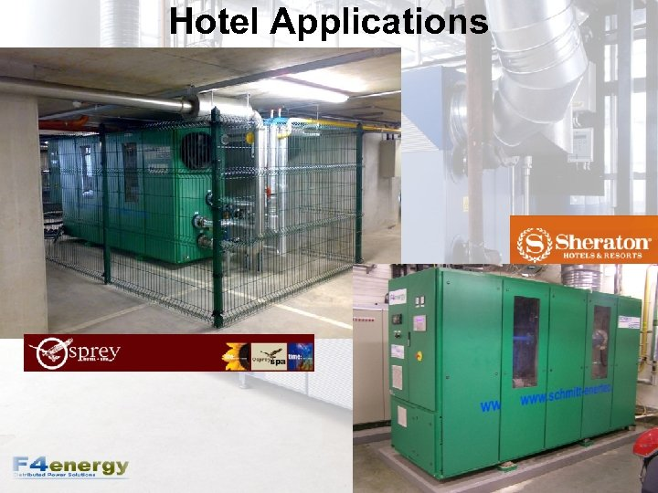 Hotel Applications