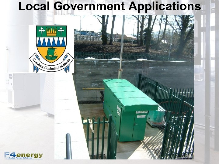 Local Government Applications