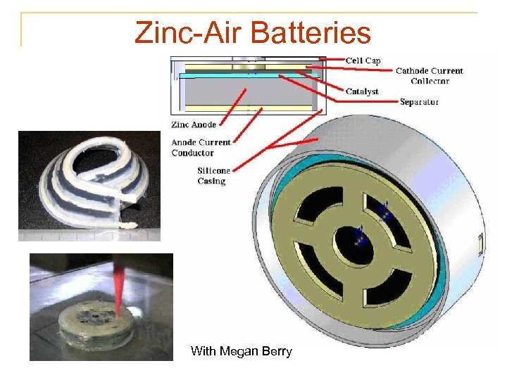 Zinc-Air Batteries With Megan Berry