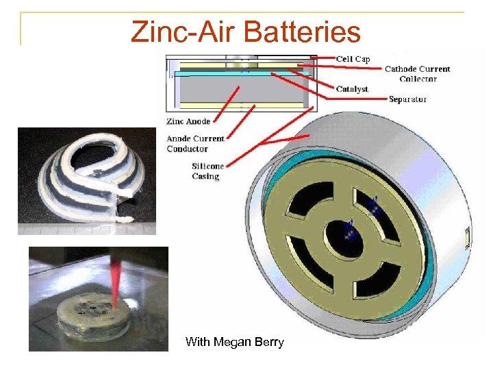 Zinc-Air Batteries With Megan Berry