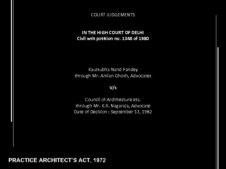 COURT JUDGEMENTS IN THE HIGH COURT OF DELHI Civil writ petition no. 1348 of