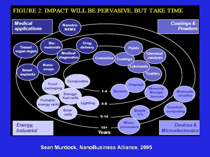 Sean Murdock, Nano. Business Alliance, 2005