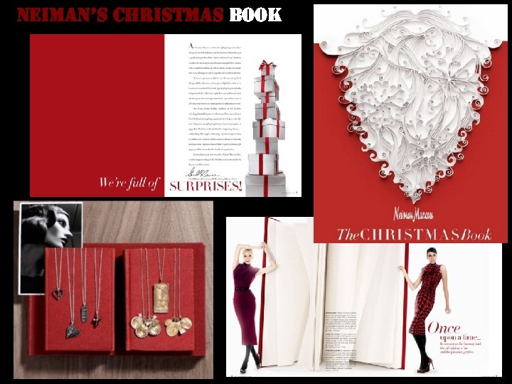 neiman's christmas book