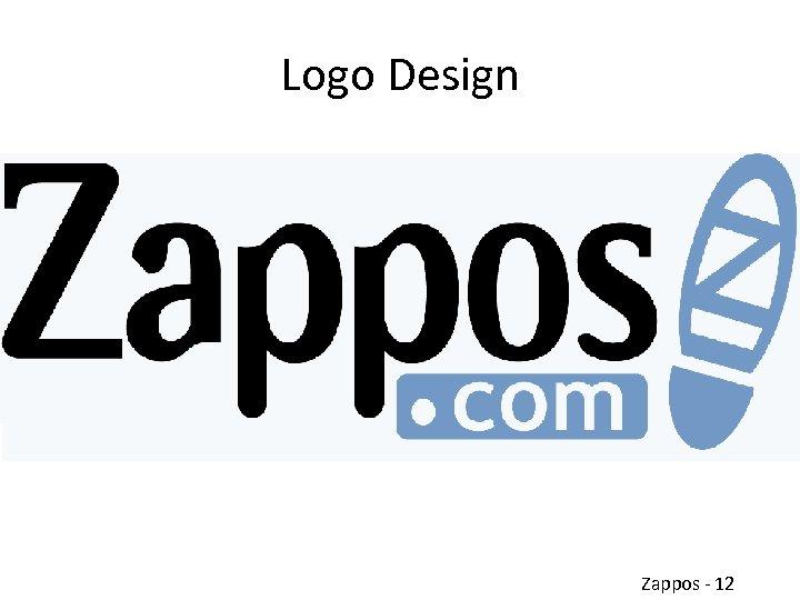 Logo Design Zappos - 12