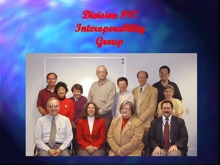 Division 897 Interoperability Group