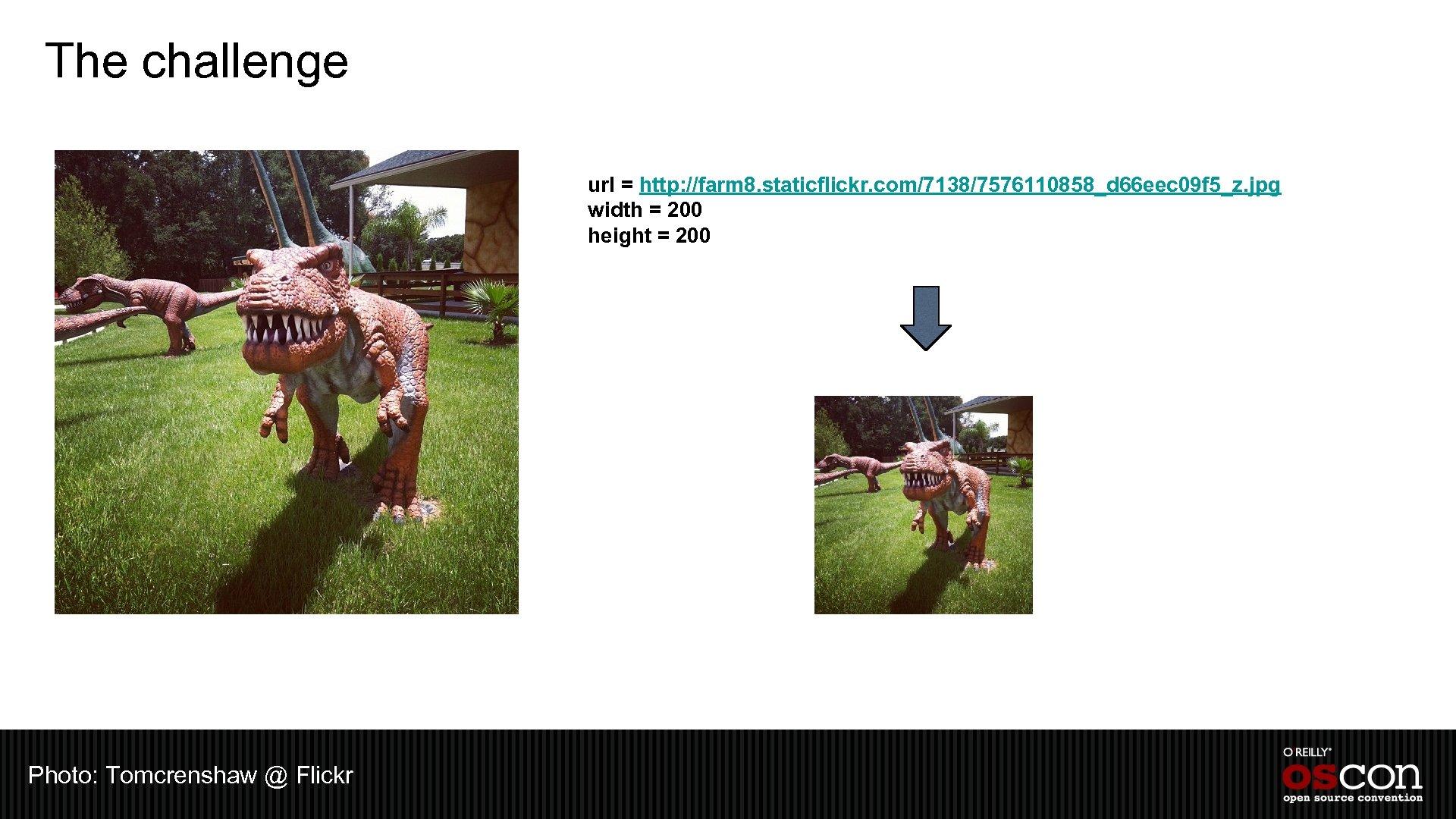 The challenge url = http: //farm 8. staticflickr. com/7138/7576110858_d 66 eec 09 f 5_z.