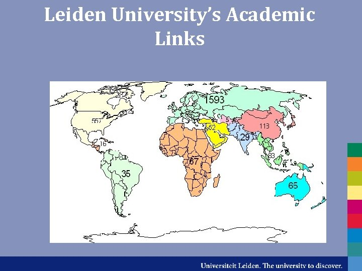 Leiden University's Academic Links