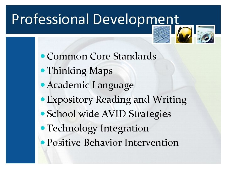 Professional Development Common Core Standards Thinking Maps Academic Language Expository Reading and Writing School