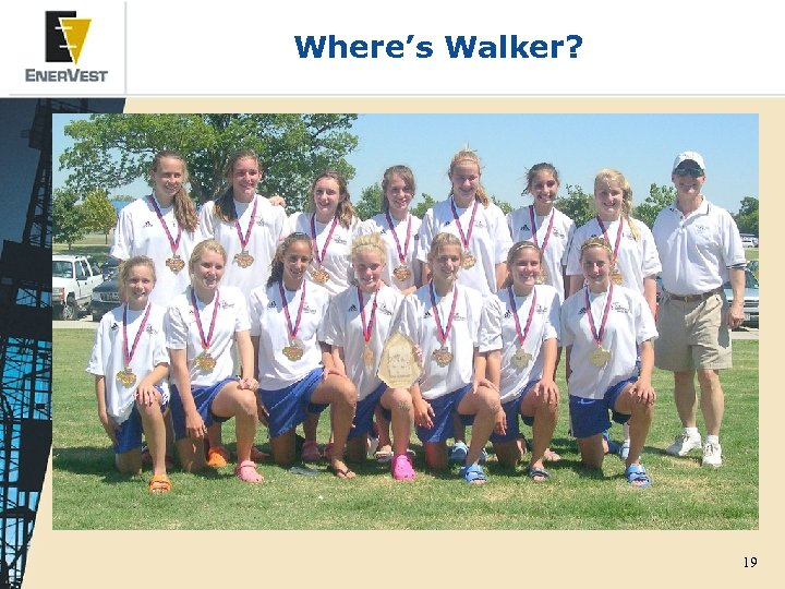 Where's Walker? 19