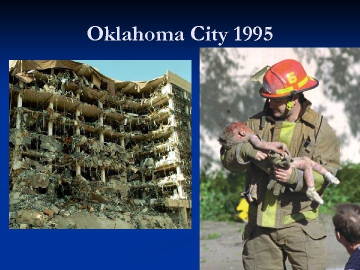 Oklahoma City 1995