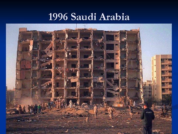 1996 Saudi Arabia