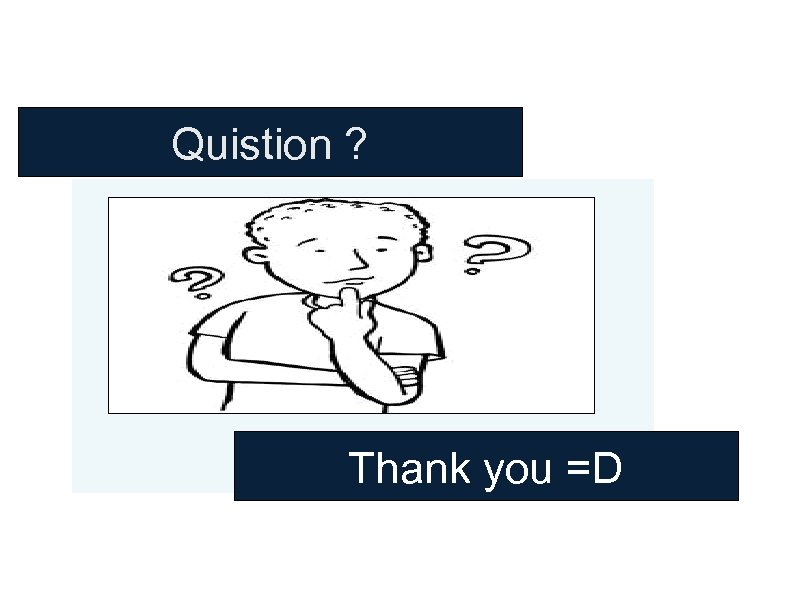 Quistion ? Thank you =D
