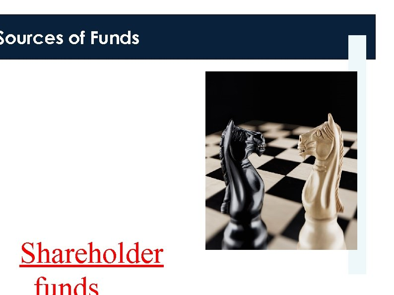 Sources of Funds Shareholder