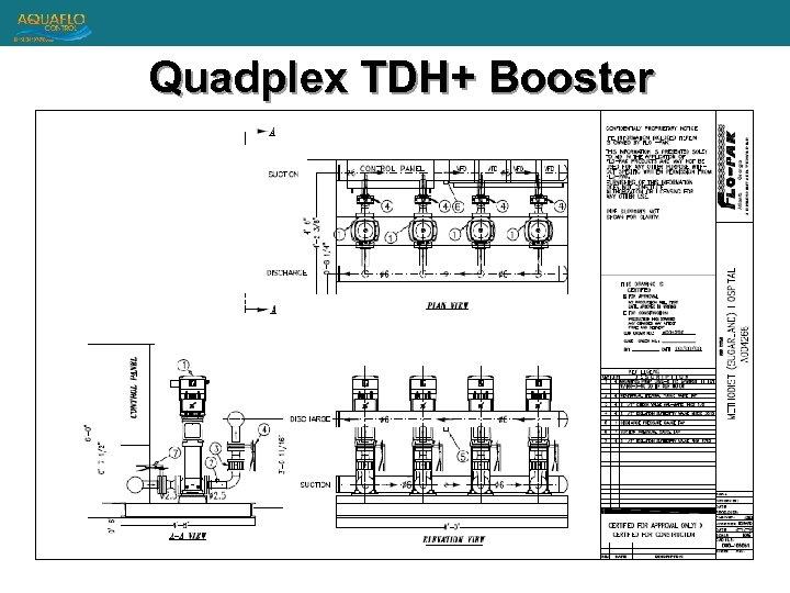 Quadplex TDH+ Booster