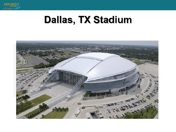 Dallas, TX Stadium