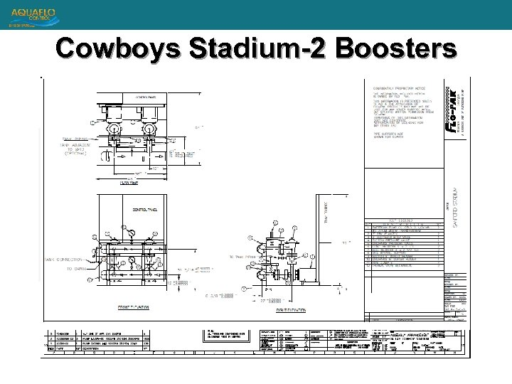 Cowboys Stadium-2 Boosters