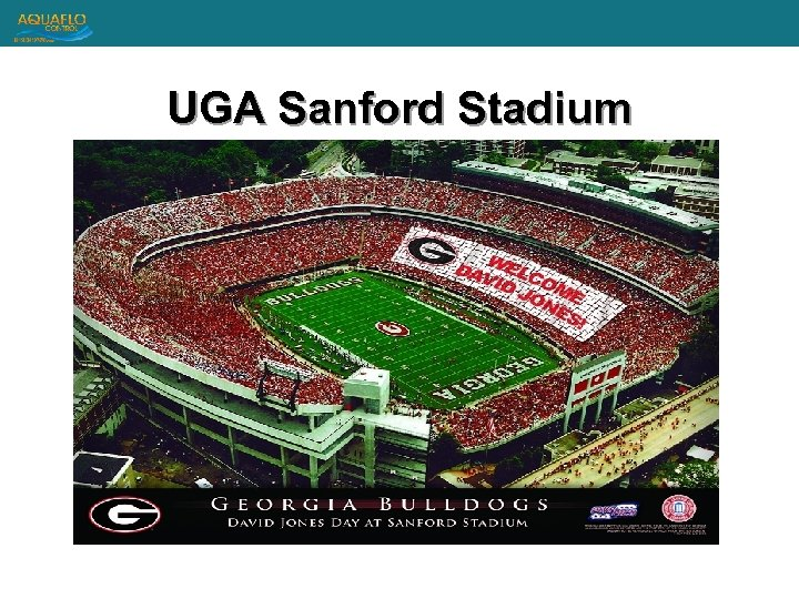 UGA Sanford Stadium