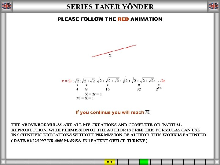 SERIES TANER YÖNDER PLEASE FOLLOW THE RED ANIMATION If you continue you will reach