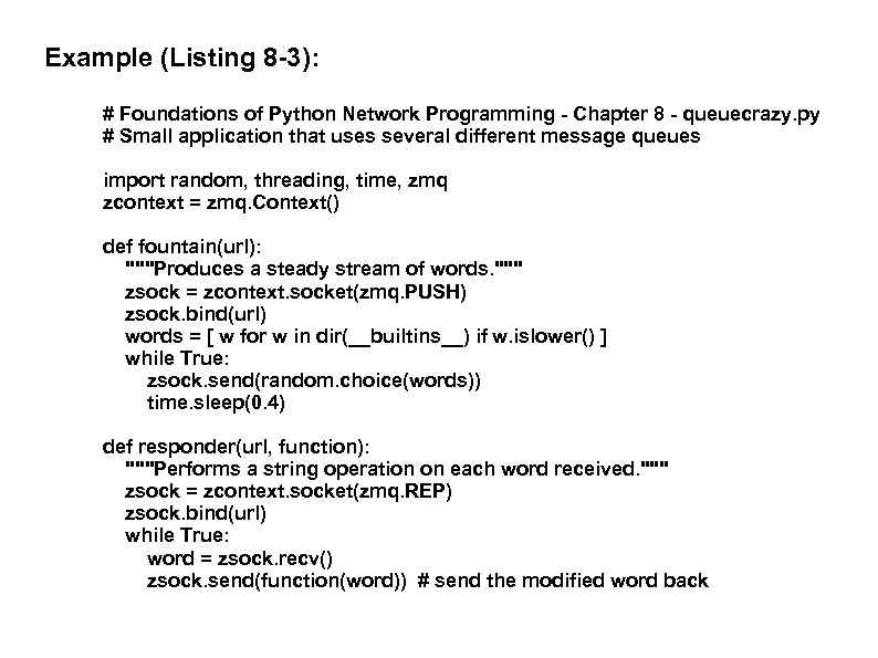 Python Socket Recv Example