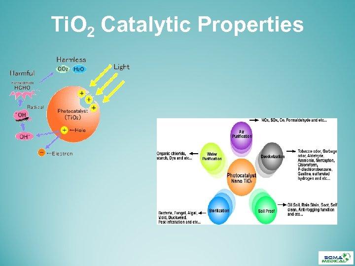Ti. O 2 Catalytic Properties