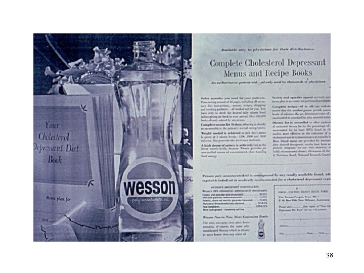 Wesson Oil 38