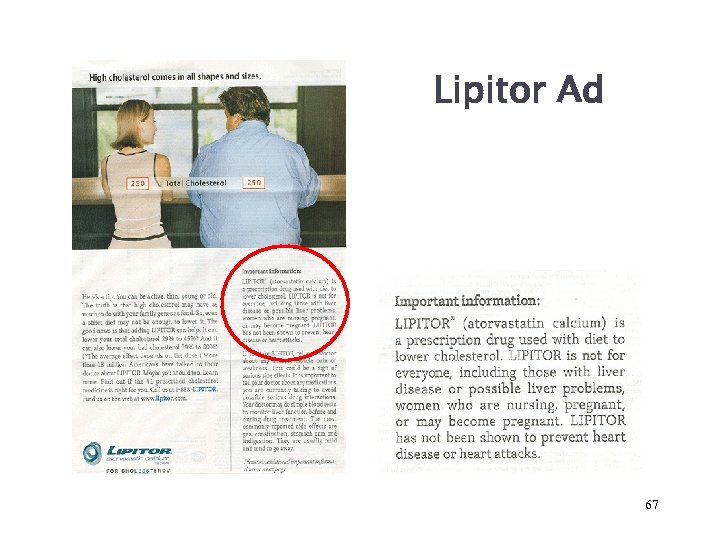 Lipitor Ad 67