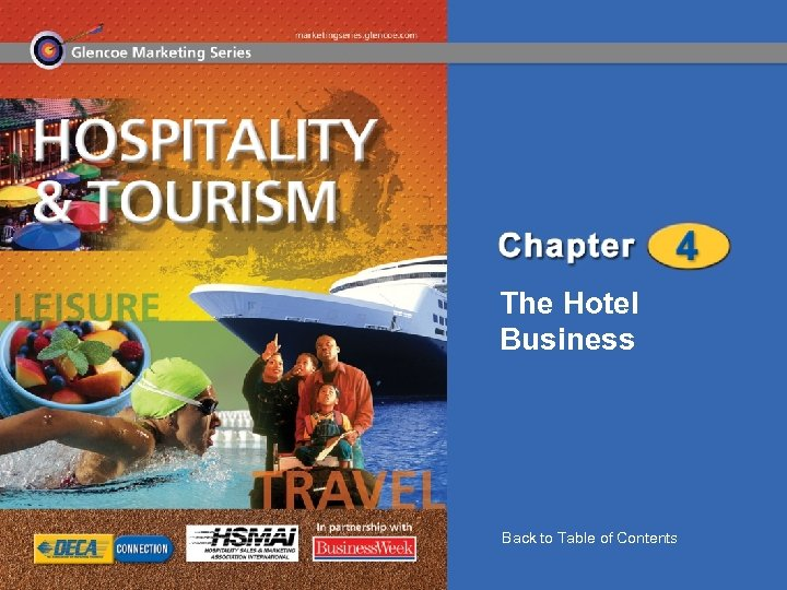 The Hotel Business Back to Table of Contents