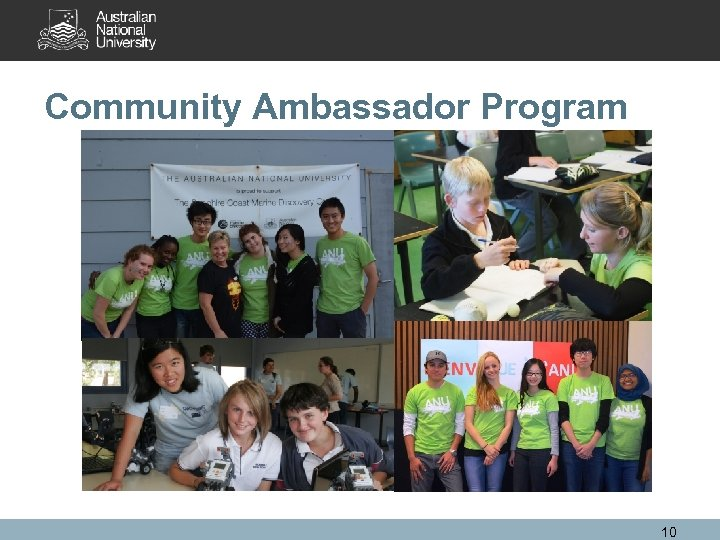 Community Ambassador Program 10