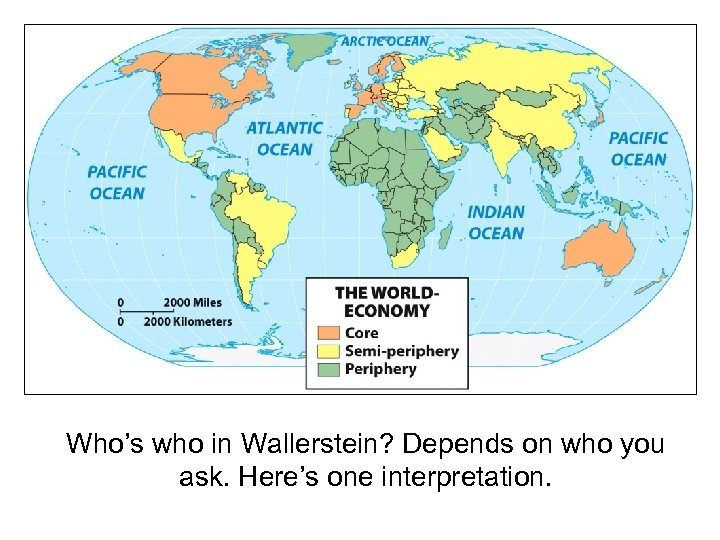 Who's who in Wallerstein? Depends on who you ask. Here's one interpretation.