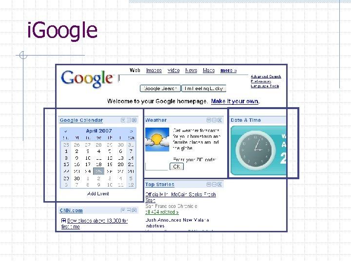 i. Google