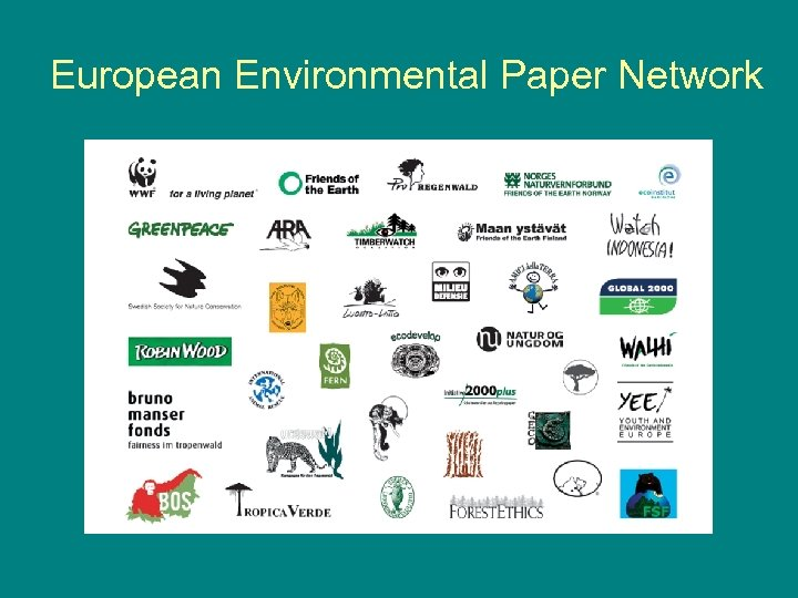 European Environmental Paper Network