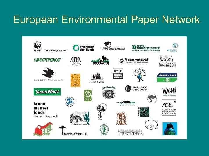 European Environmental Paper Network