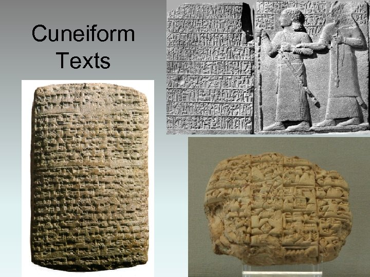 Cuneiform Texts