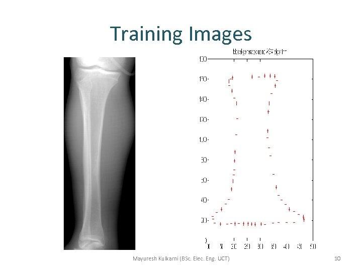 Training Images Mayuresh Kulkarni (BSc. Elec. Eng. UCT) 10